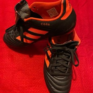 Soccer cleats youth boy